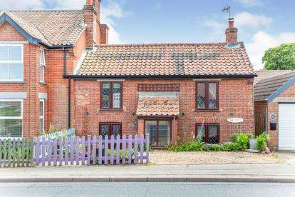 4 Bedrooms Semi Detached House for sale in Great Witchingham, Norwich, Norfolk