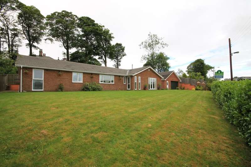 4 Bedrooms Detached Bungalow for sale in High West Road, Crook, DL15