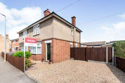 3 Bedrooms Semi Detached House for sale in King Street, Potton, Sandy, Bedfordshire