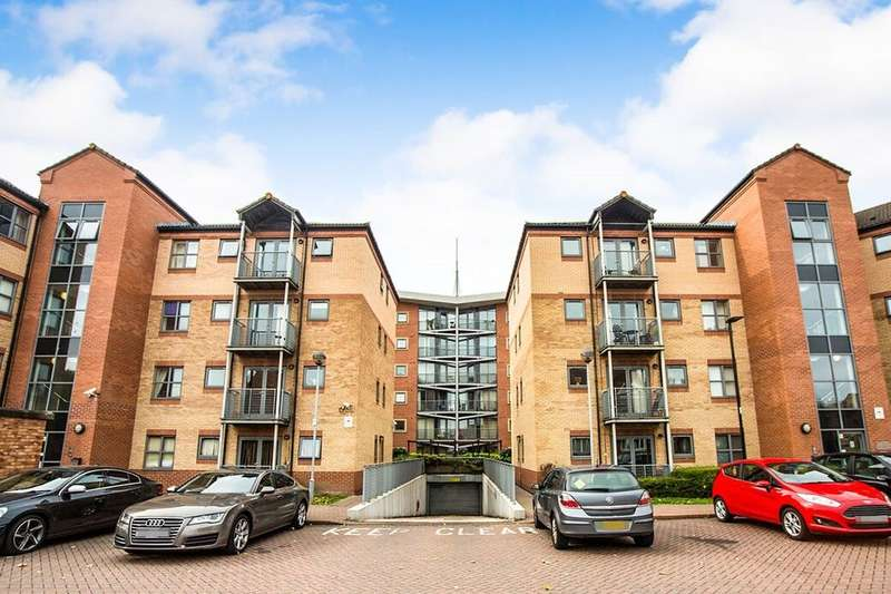 3 Bedrooms Flat for sale in Kentmere Drive, Doncaster, DN4