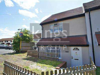 2 Bedrooms End Of Terrace House for sale in Conybury Close, Waltham Abbey