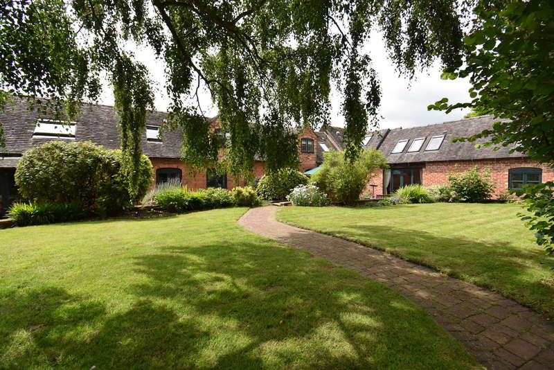 4 Bedrooms Unique Property for sale in Shirley, Ashbourne