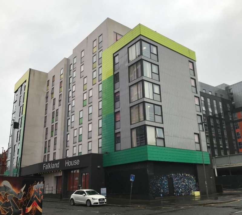 Commercial Property for sale in Unit 1 Falkland House, 20 Falkland Street, Liverpool, Merseyside