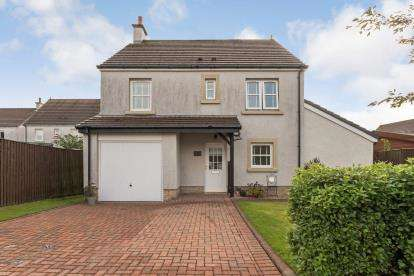 4 Bedrooms Detached House for sale in Noddleburn Place, Largs