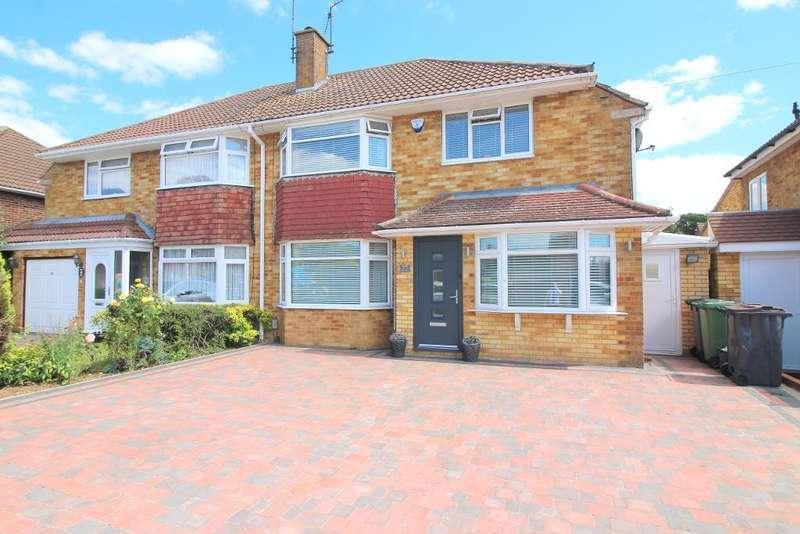 3 Bedrooms Semi Detached House for sale in Mountgrace Road, Luton, Bedfordshire, LU2 8EW