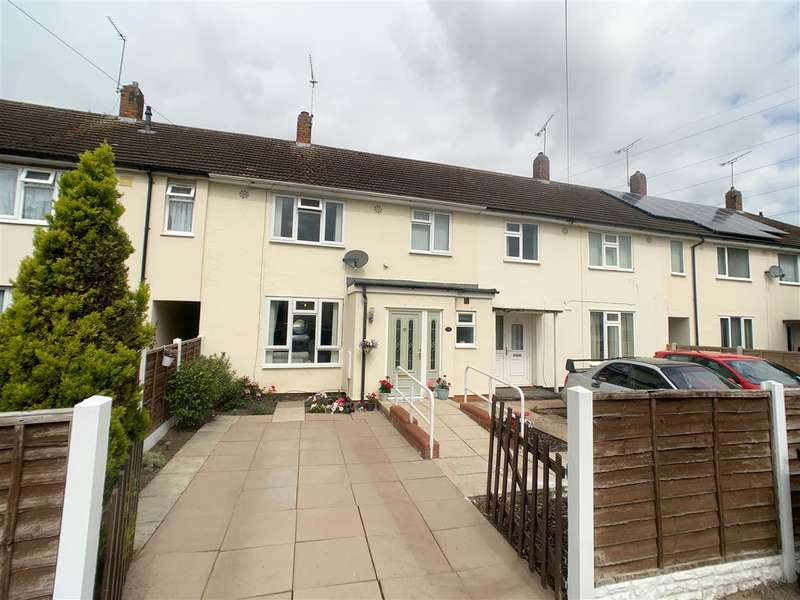 3 Bedrooms Terraced House for sale in Meadow Road, Stafford