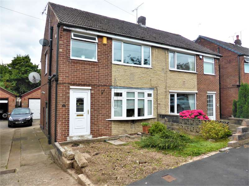 3 Bedrooms Semi Detached House for sale in Barkby Road, Sheffield, S9 1JX