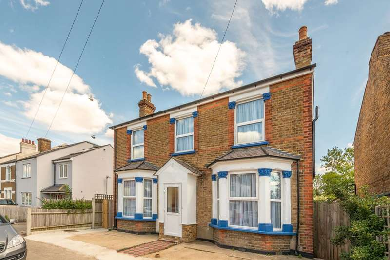 5 Bedrooms Detached House for sale in Cromwell Road, Hounslow, TW3