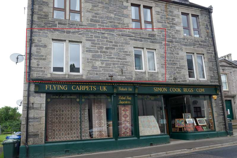 1 Bedroom Apartment Flat for sale in High Street, Kingussie, PH21 1HZ