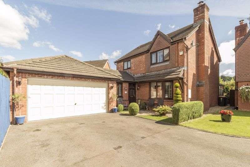 4 Bedrooms Property for sale in Gerbera Drive Rogerstone, Newport