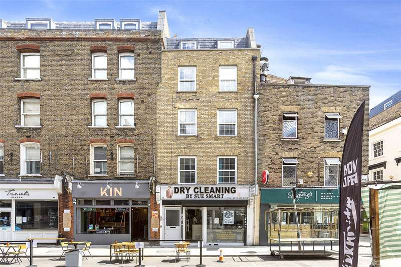 4 Bedrooms Terraced House for sale in Leather Lane, London, EC1N