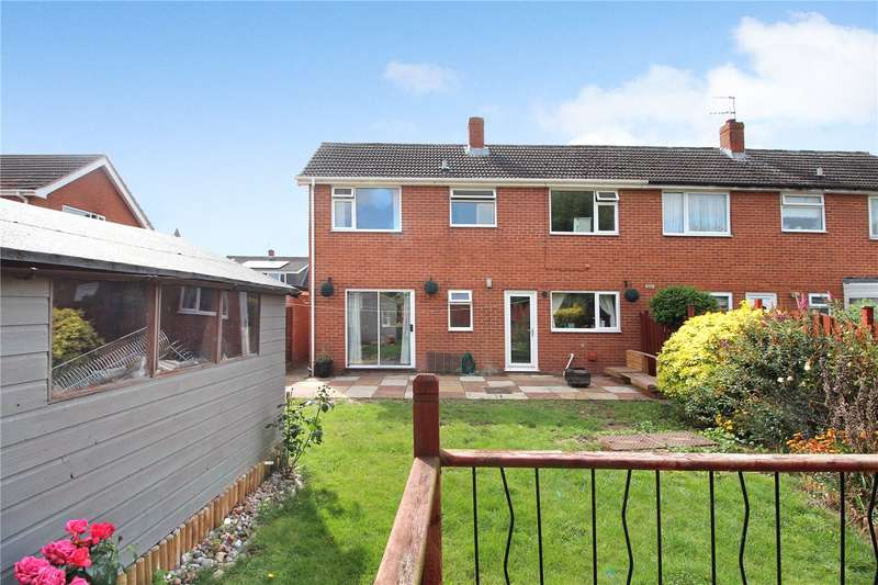 4 Bedrooms Semi Detached House for sale in Marlingford Way, Easton, Norwich, Norfolk, NR9