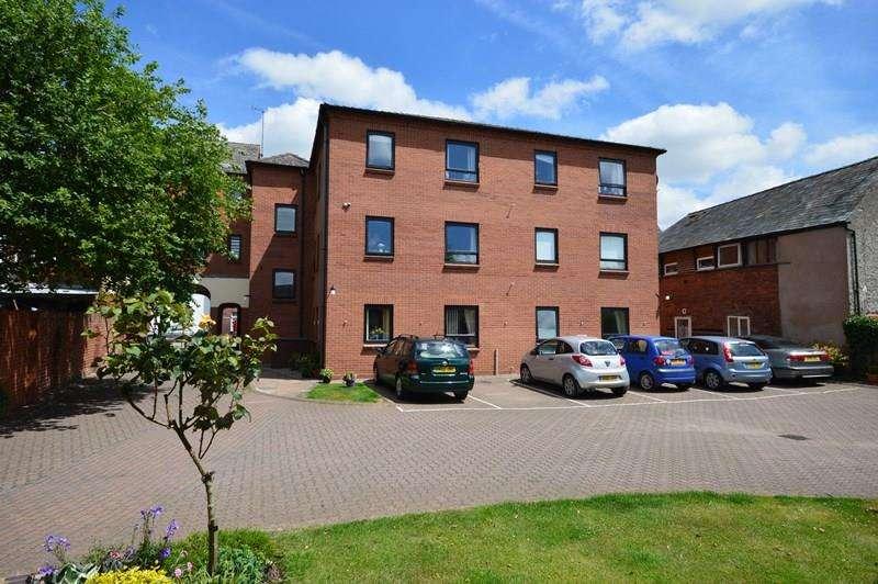 2 Bedrooms Flat for sale in Bridge Court, Leominster