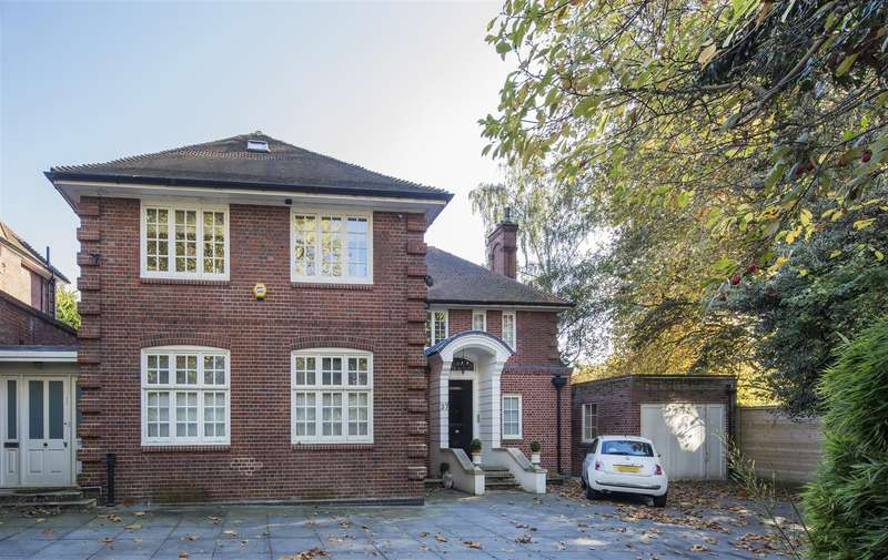 8 Bedrooms House for sale in Heath Drive, Hampstead, NW3