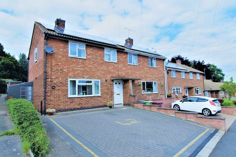 3 Bedrooms Semi Detached House for sale in Darcy Road, Eckington, Sheffield, Derbyshire, S21