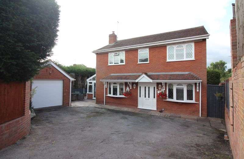 4 Bedrooms Property for sale in SWINDON, St. Johns Close