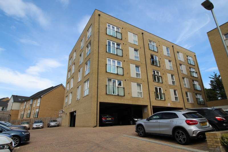 2 Bedrooms Apartment Flat for sale in Temple Hill, Dartford, Kent, DA1