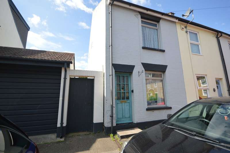 3 Bedrooms End Of Terrace House for sale in Horsley Road, Rochester, Kent, ME1