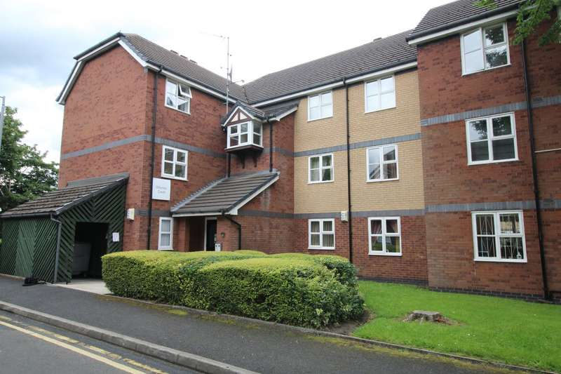 2 Bedrooms Apartment Flat for sale in Wileman Court, Sheader Drive, Salford, Greater Manchester, M5