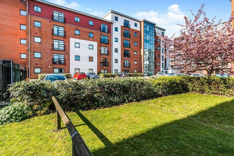 1 Bedroom Apartment Flat for sale in Renolds House, Everard Street, Salford, M5