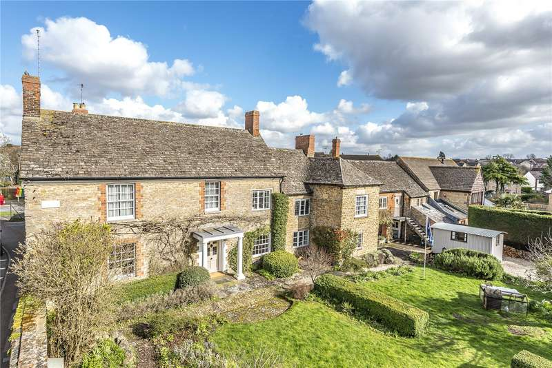 5 Bedrooms House for sale in Bromsgrove, Faringdon, Oxfordshire, SN7