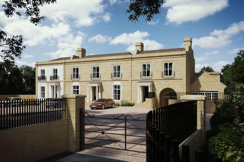 5 Bedrooms Town House for sale in Hilperton Road, Trowbridge