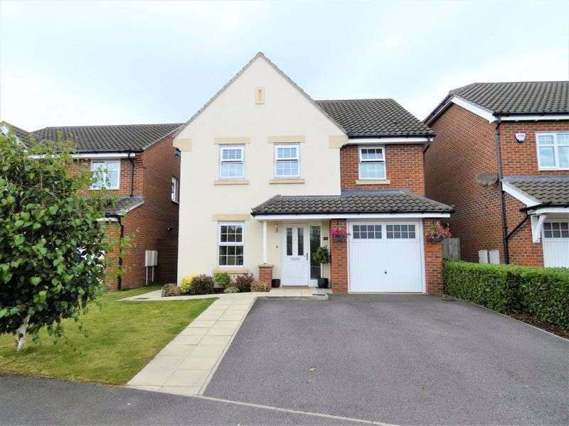 4 Bedrooms Property for sale in Sorrel Court, Hawarden, CH5
