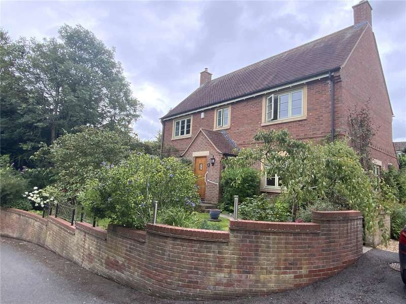 4 Bedrooms Detached House for sale in Cassways Orchard, Bratton, Westbury, Wiltshire, BA13