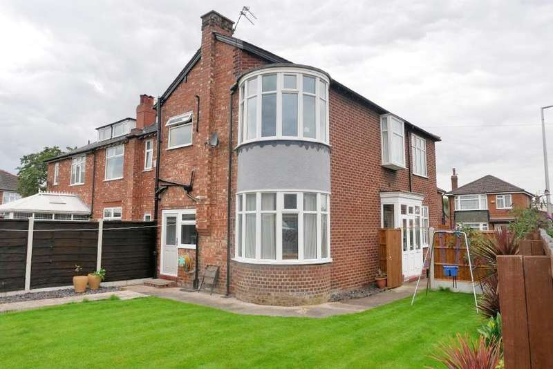 3 Bedrooms Detached House for sale in Fortescue Road, Offerton, Stockport, SK2 5DW