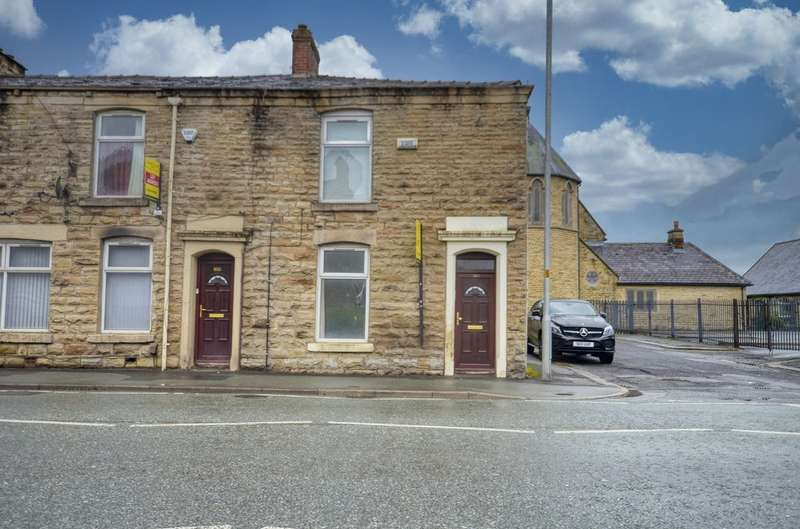 7 Bedrooms Flat for sale in Investment Opportunity, Block of 4 Flats & 3 Bedsits, Blackburn Rd Darwen
