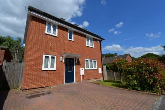 4 Bedrooms Detached House for sale in Tytherley Road, Southampton, SO18