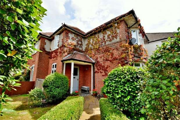 4 Bedrooms Detached House for sale in Ashling Crescent, Queens Park, Bournemouth