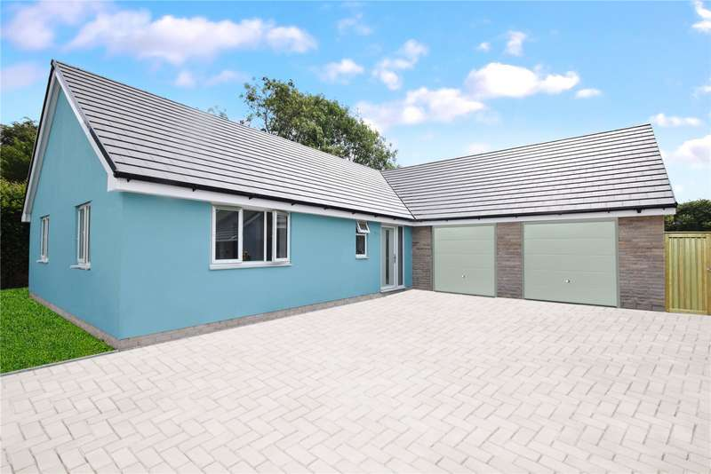 3 Bedrooms Detached Bungalow for sale in Wisteria Close, Dolton, EX19