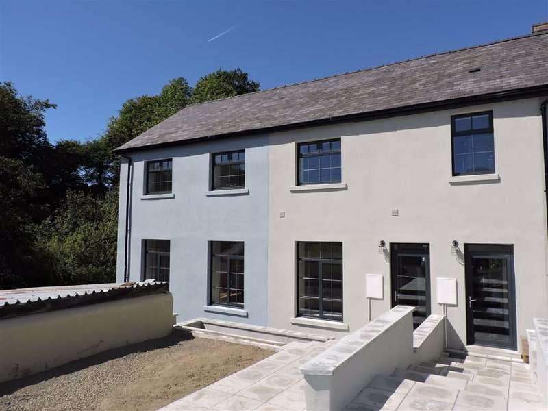 2 Bedrooms End Of Terrace House for sale in Heol Cennen, Ffairfach, Llandeilo