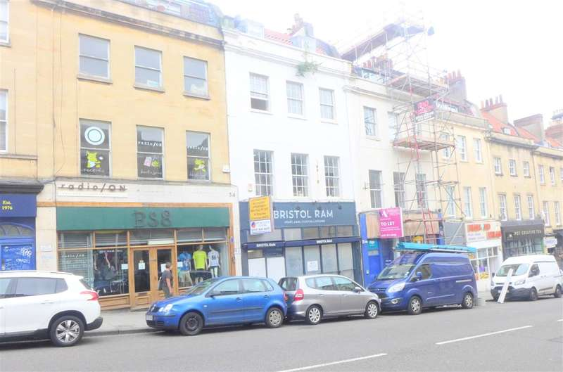 6 Bedrooms Apartment Flat for rent in Park Street, City Centre, Bristol