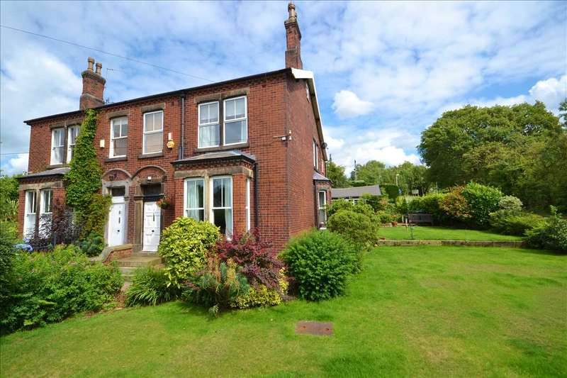 4 Bedrooms Semi Detached House for sale in The Villas, Dark Lane, Whittle Le Woods, Chorley