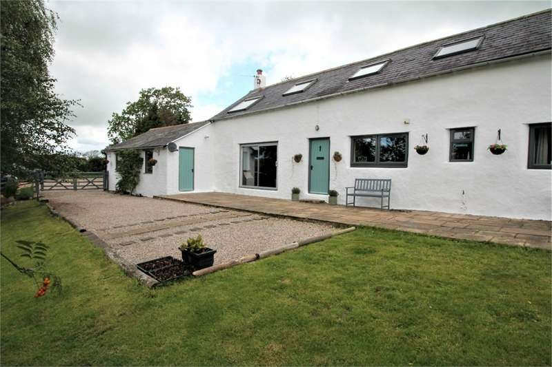 4 Bedrooms Semi Detached House for sale in Holly Bush Barn, Hesket Newmarket, WIGTON, Cumbria