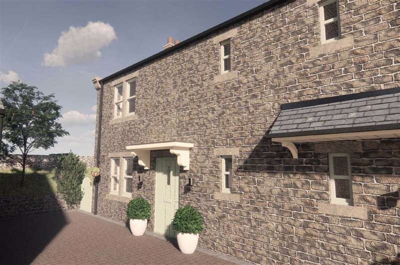 3 Bedrooms Semi Detached House for sale in Middlesmoor, Harrogate, North Yorkshire