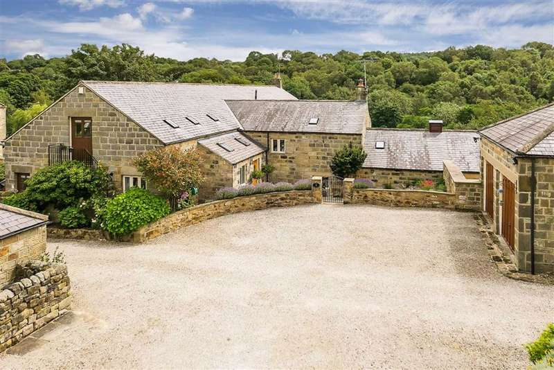 4 Bedrooms Barn Conversion Character Property for sale in Penny Pot Lane, Harrogate, North Yorkshire