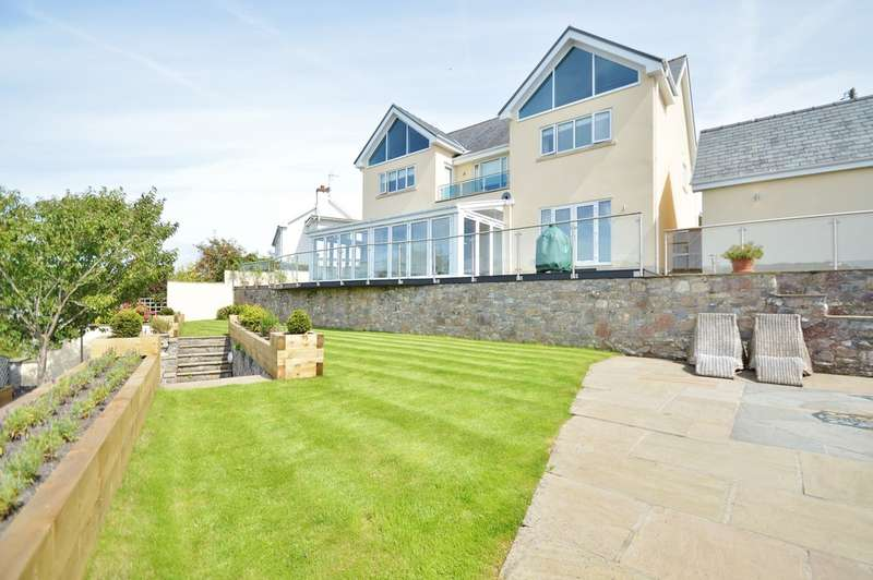 4 Bedrooms Detached House for sale in Penylan Road, St Brides Major, Vale of Glamorgan, CF32 0SB