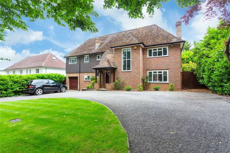 5 Bedrooms Detached House for sale in Woodhill Avenue, Gerrards Cross, Buckinghamshire, SL9