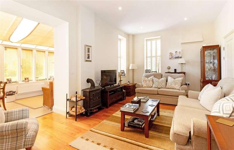 3 Bedrooms Mews House for sale in Budgenor Lodge, Dodsley Lane, Easebourne, Midhurst, GU29