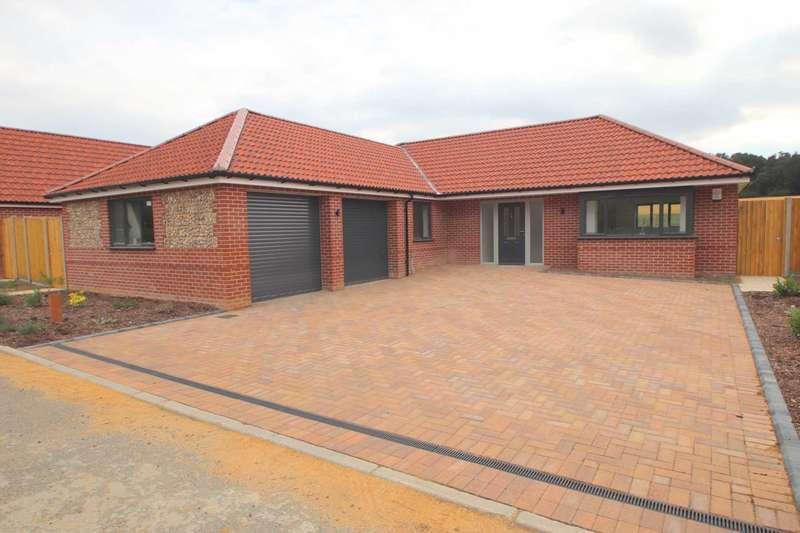 4 Bedrooms Detached Bungalow for sale in Oaks Lane, Postwick