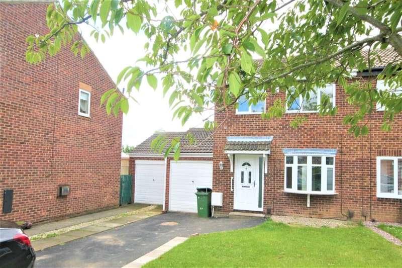 3 Bedrooms Semi Detached House for sale in Driffield Way, Billingham, TS23