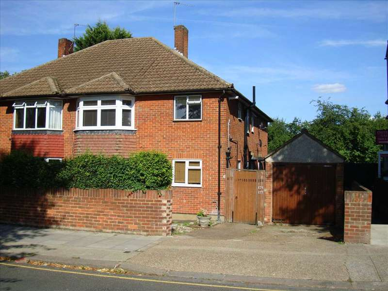 2 Bedrooms Maisonette Flat for sale in Thornbury Road, Osterley Village