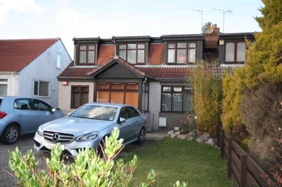 4 Bedrooms Semi Detached House for rent in Airyhall Drive, Airyhall, Aberdeen, AB15
