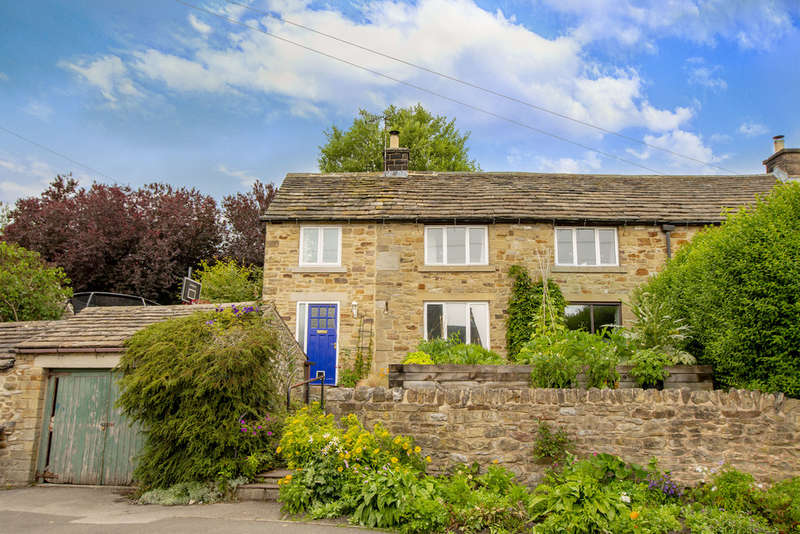 3 Bedrooms End Of Terrace House for sale in Main Road, Eyam, Hope Valley