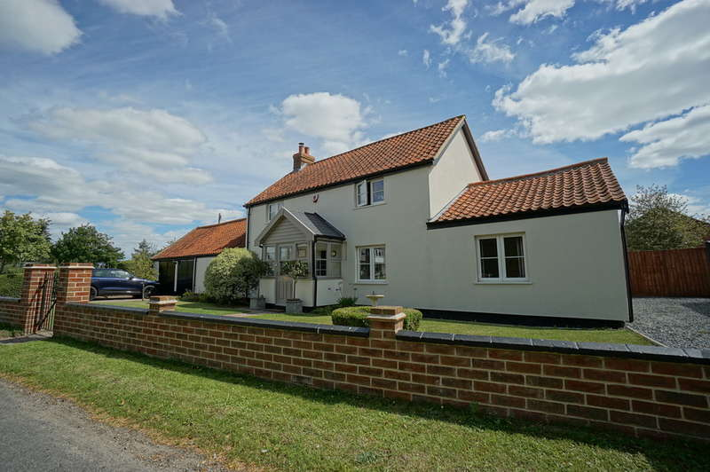 4 Bedrooms Detached House for sale in Mill Road, Burgh St Peter, Beccles