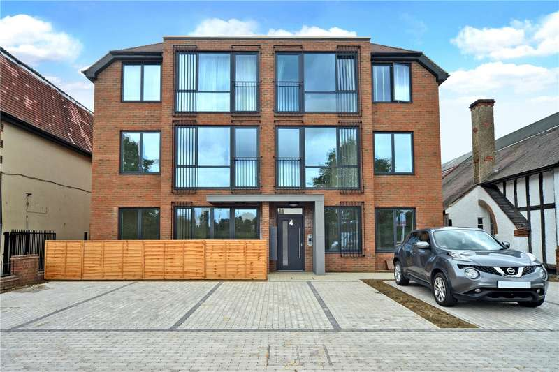 2 Bedrooms Flat for sale in Rose Hill, Sutton, SM1