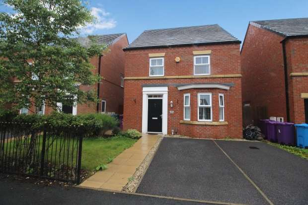 Detached House for sale in Lowerbrook Way, Liverpool, Merseyside, L4 1AD